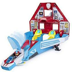 Paw Patrol 2-in-1 Transforming Mighty Pups Jet Command Cente
