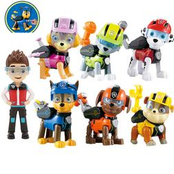 2019 Paw Patrol Dog Puppy Canina Toys Figure Kids Gifts Resc