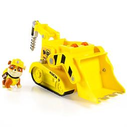 Paw Patrol- Rubble's Lights and Sounds Construction Truck