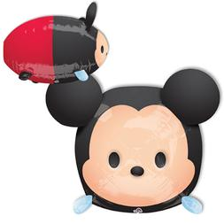 Authentic Disney MICKEY MOUSE TSUM TSUM Balloon 12 in x 19 i