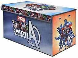 Avengers Folding Soft Storage Bench Perfect Toy Box Chest Pl