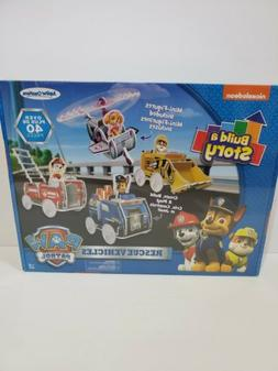 Nickelodeon Build A Story 13010 Paw Patrol Look Out Tower St