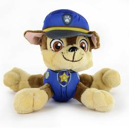 "Chase 8"" Nickelodeon Paw Patrol Plush Stuffed Doll Puppy Dog"
