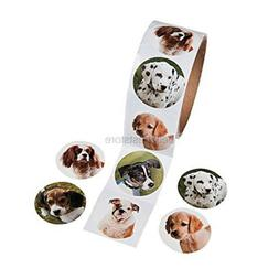 Fun Express Dog Roll Stickers - 100 Stickers SG_B00FRPNYQU_U
