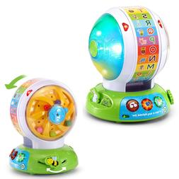 Educational Baby Toys Spin and Sing Alphabet Zoo Learning Ki