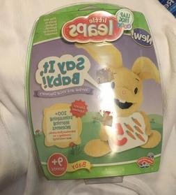 EDUCATIONAL TOYS FOR BABY Leap Frog Little Leaps Say It Baby