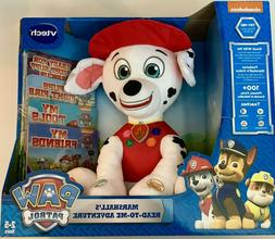 VTech Electronic Learning Toys PAW Patrol Marshall's Read-to