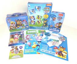 Paw Patrol Gift Set - Learn & Play Activity Toy Bundle with