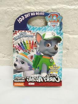 IMAGINE INK CARRY ALONG ACTIVITY TRAVELER ~ PAW PATROL Color