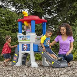 Kids Paw Patrol Hide And Slide Climber Outdoor BackYard Game