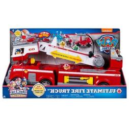 PAW Patrol Kids Ultimate Rescue Fire Truck with Extendable 2