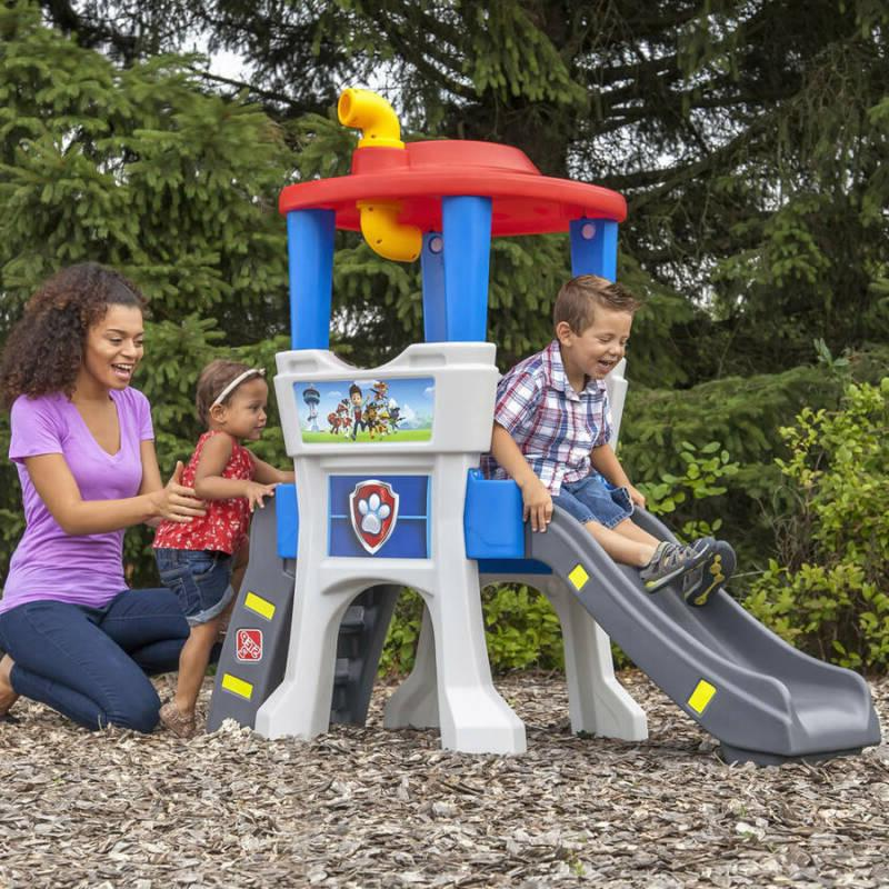 Kids Paw Patrol Hide And BackYard Game Center Toy