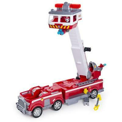 PAW Kids Ultimate Rescue Fire Truck Extendable ft. Tall Ladder