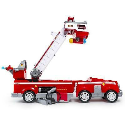 PAW Patrol Rescue Fire Truck Extendable ft. Tall