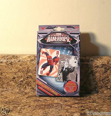 Marvel Ultimate Playing Cards