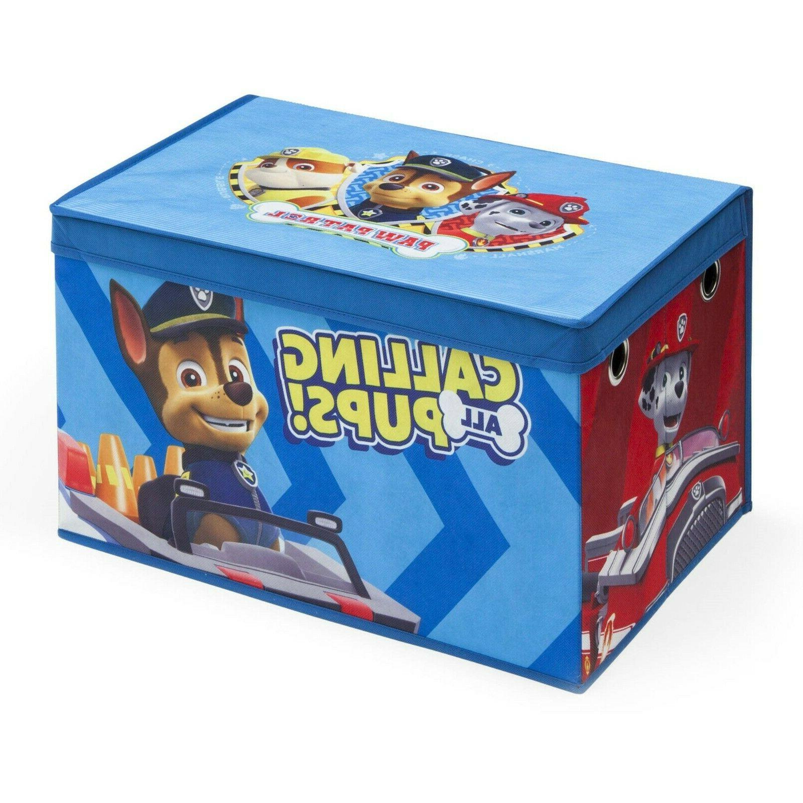 NEW Paw Patrol Fabric / Chest by Delta Children