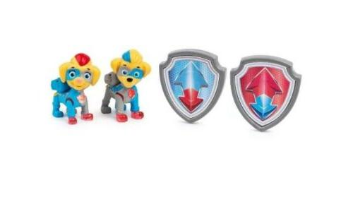 NEW release Nickelodeon Patrol Mighty Pups Mighty Twins!! Series