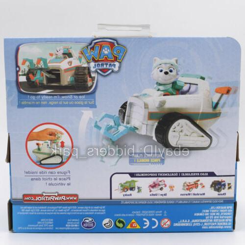 Nickelodeon Everest's Rescue Model Car Kids Toy