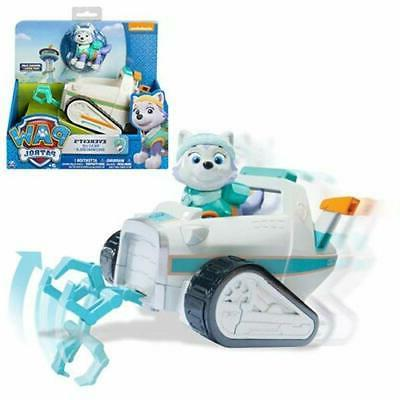 Paw Patrol Everest's Rescue Snowmobile Vehicle Pup