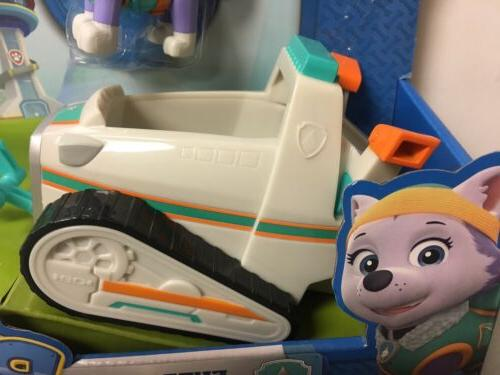 Paw Patrol Everest's Rescue Snowmobile and