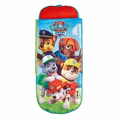 Paw Patrol Junior ReadyBed - Inflatable Kids Air Bed and Sle