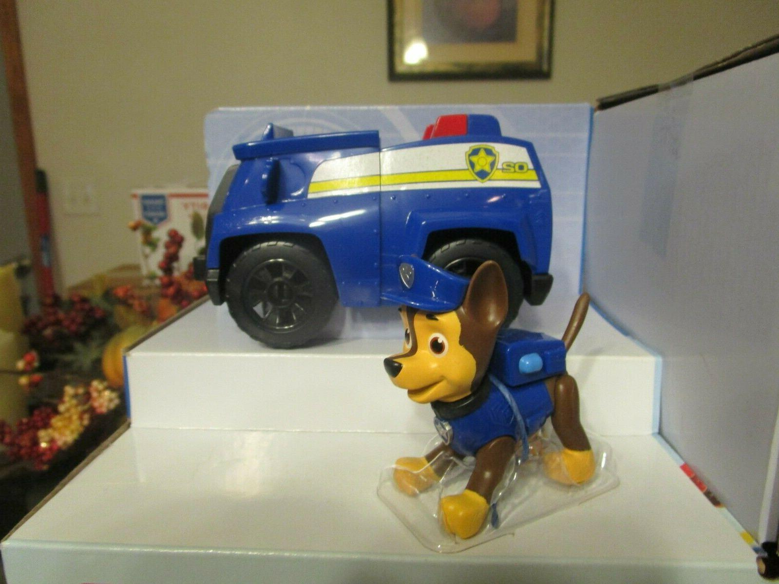 Paw Tower + Chase Vehicle, Lights Kid