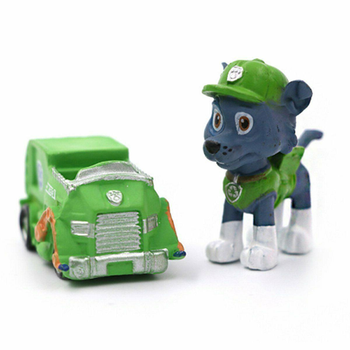 Paw Pups 5 Figure Topper
