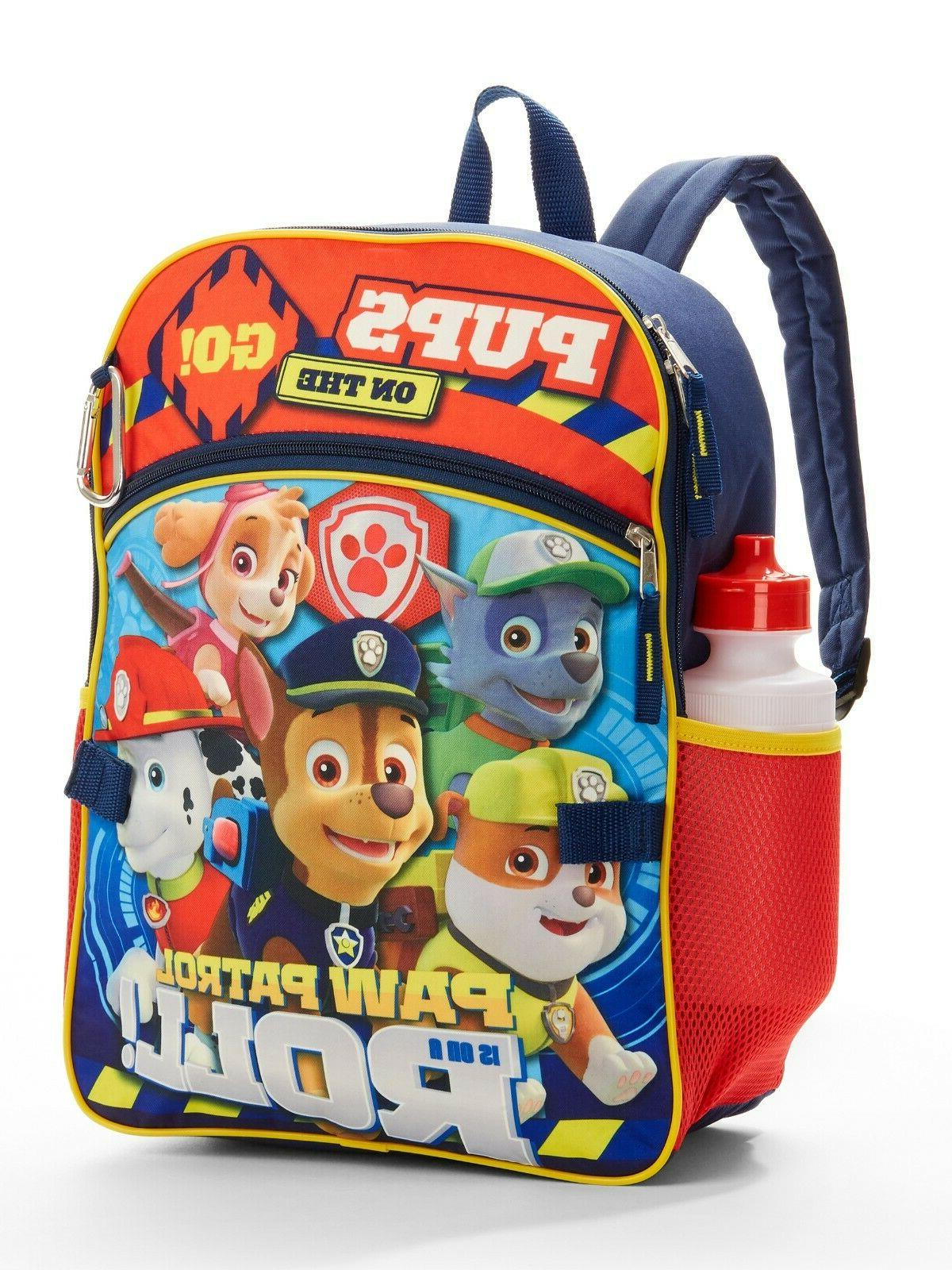 Paw Patrol Lunch Box Book 5 SET Kids Toy Gift
