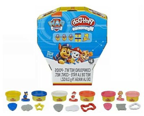 paw patrol surprise play doh mysteries toy