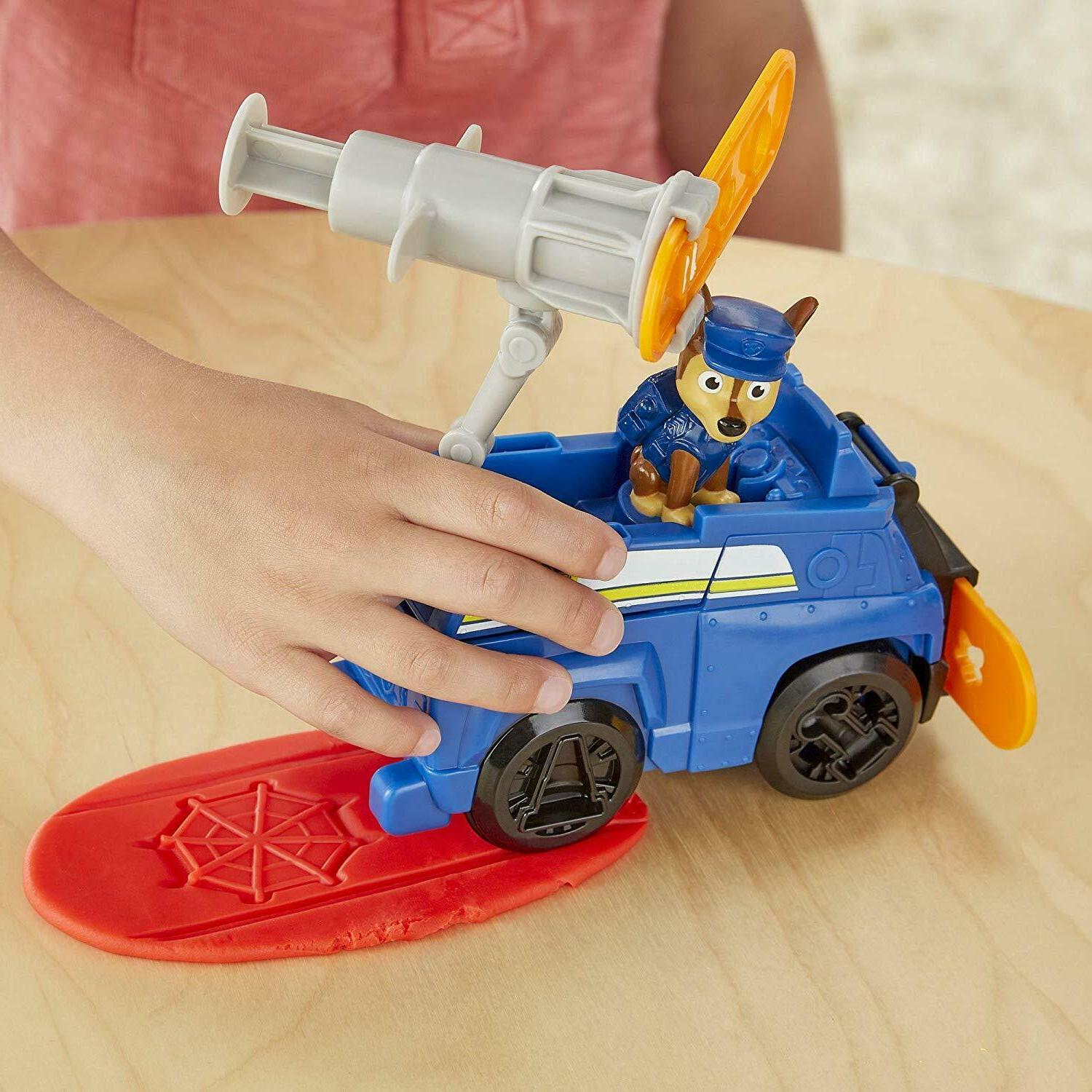 Play Rescue Rolling Chase Toy 4 Colors