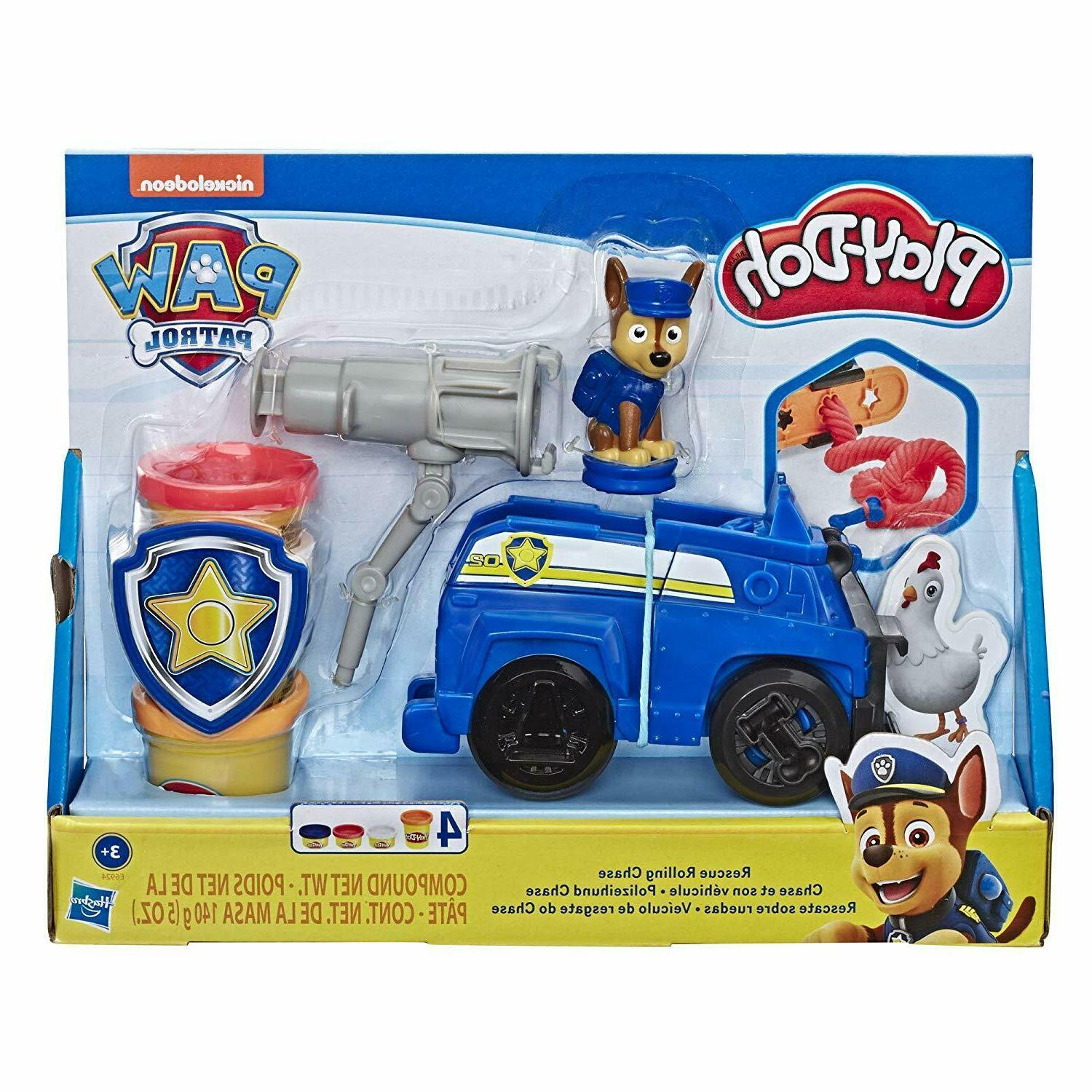 Play Rescue Rolling Chase Police Set 4