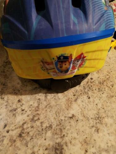 Paw Patrol Toddler Bike Helmet Fits Kids from 3 to 5 Years o