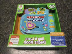 Leap Frog Hug & Learn Bears Book Age 6+ Months 80-600400