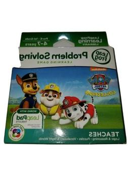 LeapFrog LeapPad Paw Patrol Collection Problem Solving Learn