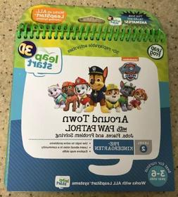 LeapFrog LeapStart Paw Patrol Activity Book Around Town With