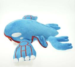 Legendary Pokemon Kyogre Plush Stuffed Animal Toy Doll Gift