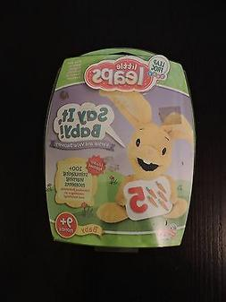 Little Leaps Say It Baby Verbal Vocal Toy Language Skills 9