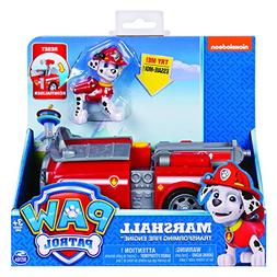 Paw Patrol, Marshall's Transforming Fire Truck with Pop-Ou