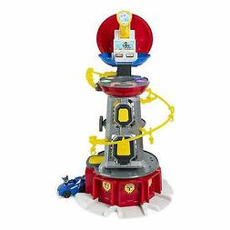 Paw Patrol Mighty Pups Super Paws Lookout Tower Playset with