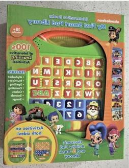 Nickelodeon My First Smart Pad Paw Patrol With Library NIB A