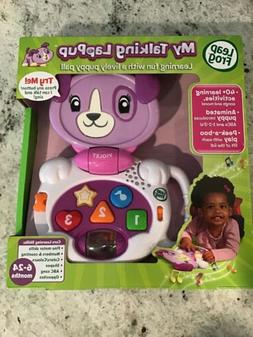 Leapfrog My Talking LapPup Educational learning Toy Violet A