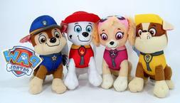 "New 1 Pcs 8 "" Paw Patrol Plush Stuffed Animal Toy Marshall,"