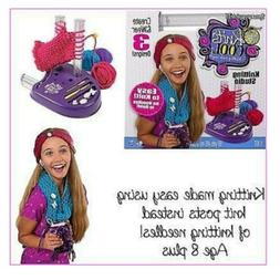 NEW IN BOX Knit's Cool Knitting Made Easy Knitting Studio Sp