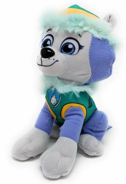 New XLarge 14'' Paw Patrol EVEREST Stuffed Animal Toy. Licen
