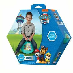 Nickelodeon Paw Patrol Hopper Ball for Kids in Blue, 15-inch