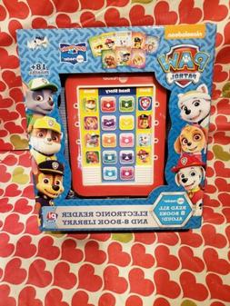 Nickelodeon Paw Patrol Me Reader Electronic 8-Book Library P
