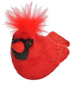 Wild Republic Female Northern Cardinal Plush