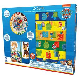 Paw Patrol 3 in 1 Activity Center - Free Shipping