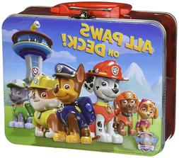 Paw Patrol All Paws on Deck Puzzle in Lunch Box Tin 24 Piece