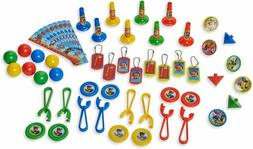 Amscan Amazing Paw Patrol Birthday Party Pack Favors, 48 Pie